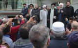 رئیس جمهور در جمع مردم سیلزده آققلا: گلستان را به روز اول باز میگردانیم/ دولت در کنار شماست