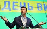 رئیس جمهور منتخب اوکراین خواستار تشدید تحریمها و فشارها علیه روسیه شد